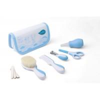 Набір по догляду за дитиною Nuvita COOL Великий 0м+ Синій NV1136COOLBlue