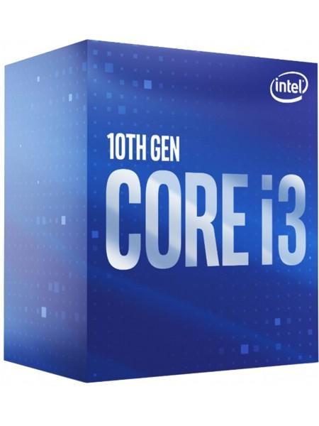 Процесор Intel Core i3-10100 BOX s1200 (BX8070110100)