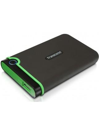 "Жорсткий диск Transcend StoreJet 2.5"" USB 3.1 2TB StoreJet 25M3 Iron Gray (TS2TSJ25M3S)"