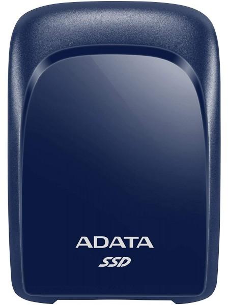 Портативний SSD USB 3.2 Gen 2 Type-C ADATA SC680 960GB Blue