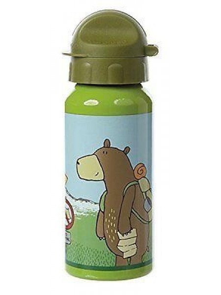 Пляшка для води sigikid Forest Grizzly 400 мл 24768SK