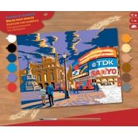 Набір для творчості Sequin Art PAINTING BY NUMBERS SENIOR Лондон, Пікаділлі SA1519