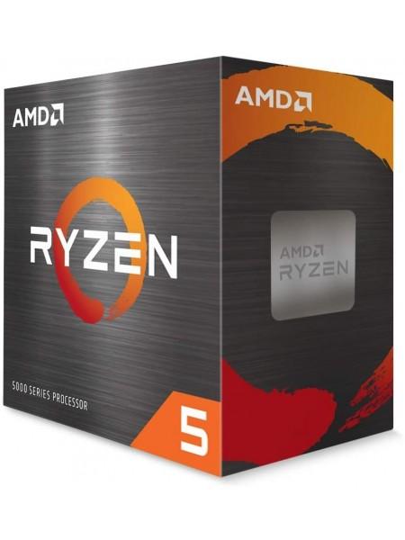 Центральний процесор AMD Ryzen 5 5600X 6C/12T 3.7/4.6GHz Boost 32Mb AM4 65W Wraith Stealth cooler Bo