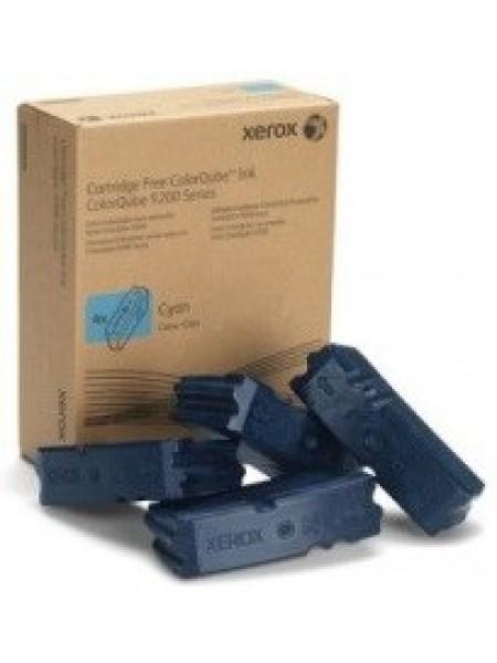 Брикети твердочорнильні Xerox CQ9201/9202/9203/9301/9302/9303 Cyan (37000 стр) (108R00837)