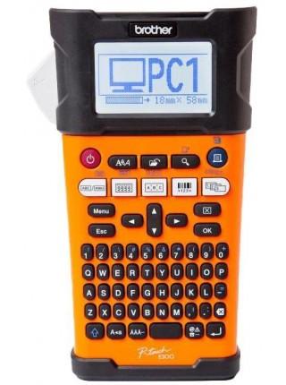 Принтер для друку наклейок Brother PT-E300VP