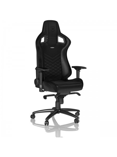 Крісло геймерське Noblechairs EPIC Black (NBL-PU-BLA-002)