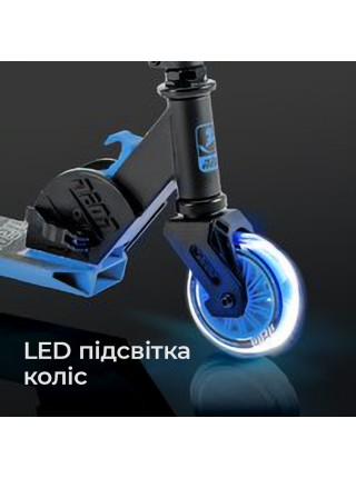 Самокат Neon Vector Синій