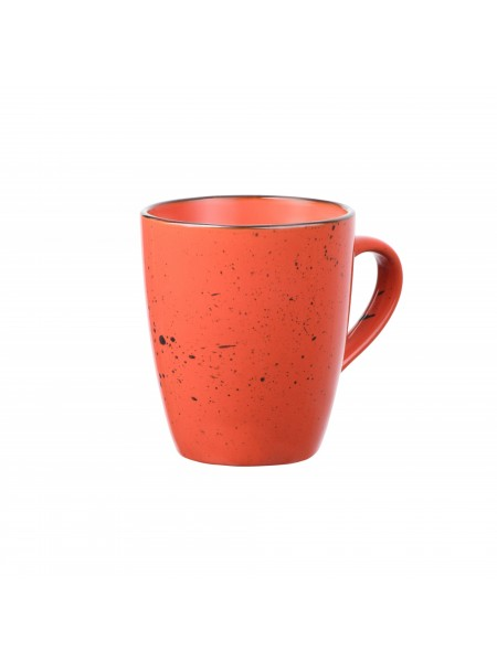 Чашка Ardesto Bagheria, 360 мл, Warm apricot, кераміка (AR2936CGC)