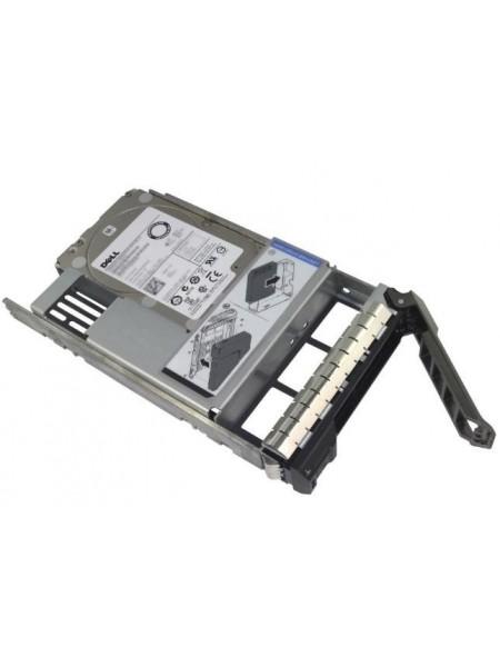 Накопичувач на жорстких магнітних дисках DELL 600GB 15K RPM SAS 12Gbps 2.5in Hot-plug Hard Drive,3.5