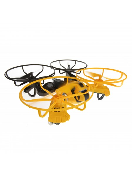 Іграшковий дрон Auldey Drone Force трансформер-дослідник Morph-Zilla (YW858180)