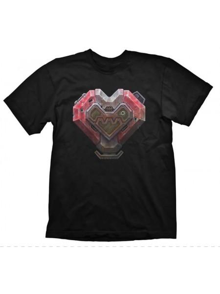 """Футболка Starcraft II """"Terran Heart """", розмір L"""