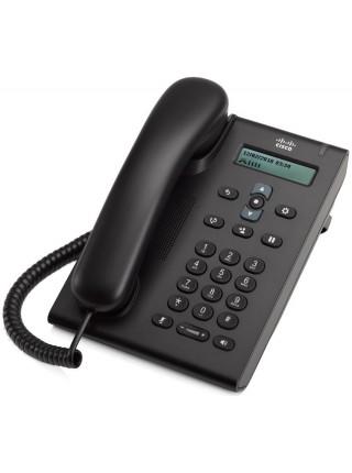 Дротовий IP-телефон Cisco UC Phone 3905 SIP, Charcoal, Standard Handset