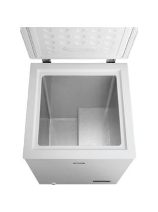 Морозильна скриня ZANUSSI ZCAN10FW1, Висота - 85см,  98л, A+, ST, Електр. Керування, Дисплей, Білий