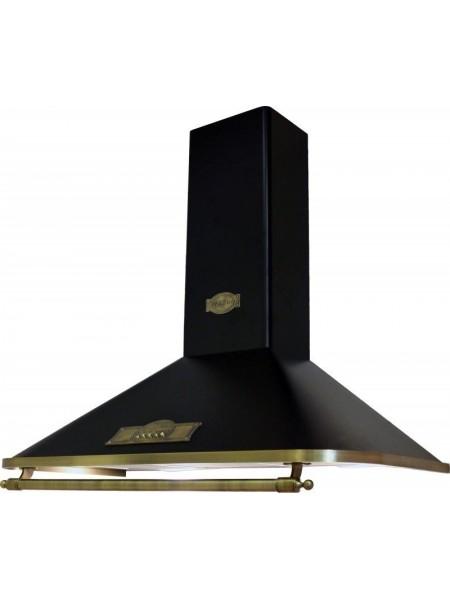 Витяжка купольна Kaiser A6315EmEco - Шx60см./900м3/3швидкості/чорний