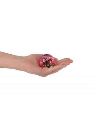 М'ячик-стрибунець goki Метелик коричневий 16019G-4