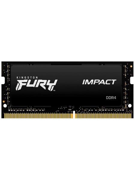 Пам'ять для ноутбука Kingston DDR4 3200 16GB SO-DIMM FURY Impact