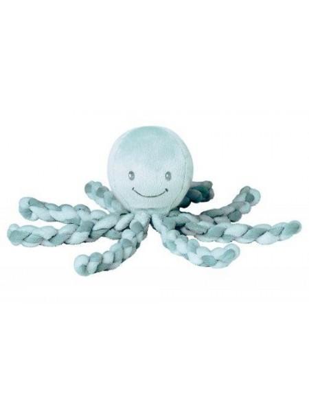 Nattou М'яка іграшка Лапіду Восьминіг Салатовий 878746