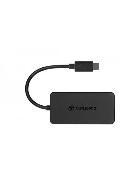 Хаб Transcend USB Type-C HUB 4 ports