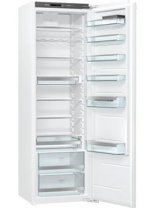 Вбуд. холодильна шафа Gorenje RI2181A1, 177х55х54см, 1 двері, 301л, А+, FrostLess , Зона св-ті, Внут