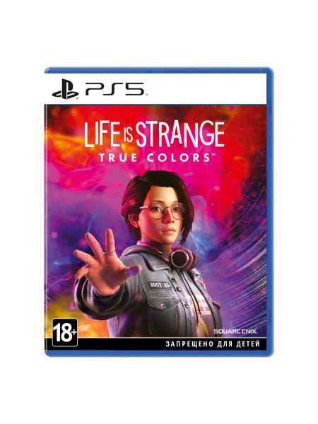 Програмний продукт на BD диску Life is Strange True Colors [Blu-Ray диск] (SLSTC5RU01)