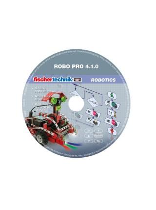 Додатковий набір fisсhertechnik ROBOTICS Програмне забезпечення ROBO PRO WIN 7 8 10 (FT-93296)