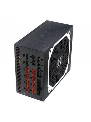 Блок живлення Zalman 750ARX (750W) 80+ PLATINUM,aPFC,135мм,24+8x2,1xFDD,12xSATA,4xPCIe,+6,мод.