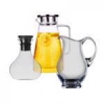 Лимонадниці, глечики, графини