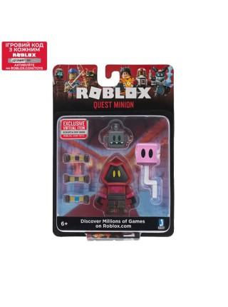 Ігрова колекційна фігурка Jazwares Roblox Core Figures Quest Minion W6