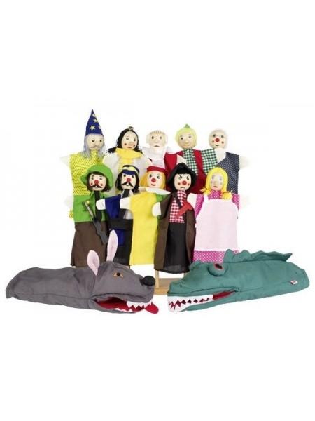 Набір ляльок-рукавиць goki SO350