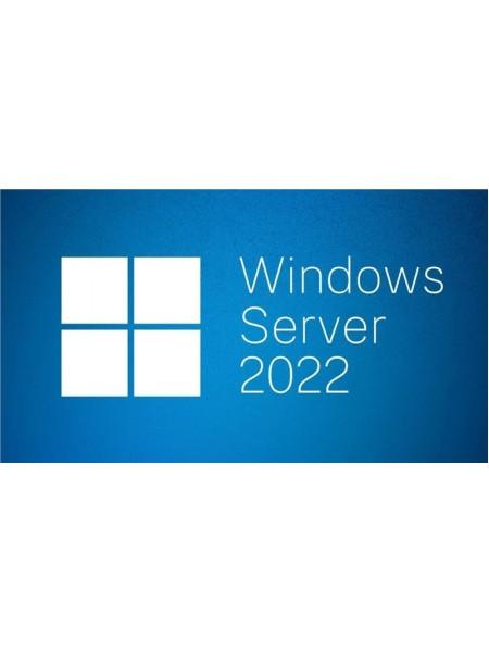 Програмне забезпечення Microsoft Windows Server Standard 2022 64Bit English 1pk OEM DVD 24 Core