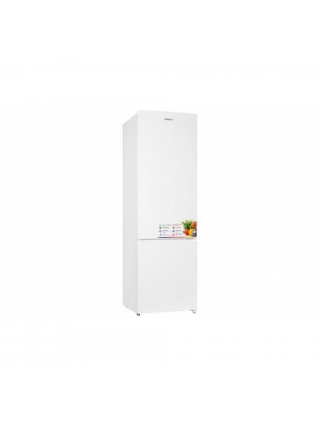 Холодильник з нижн. мороз. камерою ARDESTO DDF-M260W177, 177.3см, 2 дв., Холод.відд. - 198л, Мороз.