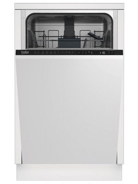 Вбудовувана посудомийна машина Beko DIS26022 - 45см./інвертор/10 компл./6 прогр /А++