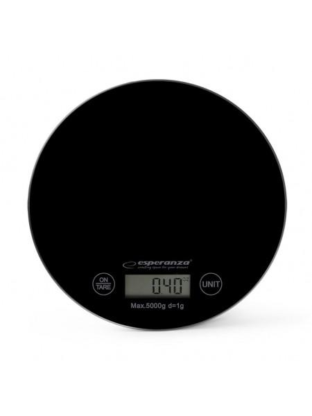 Ваги кухонні Esperanza Scales EKS003K Black
