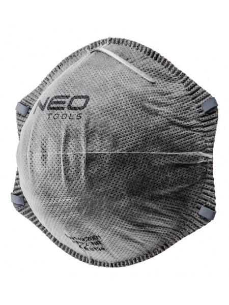Маска NEOз активованим вугіллям FFP2, 3 шт (97-300)