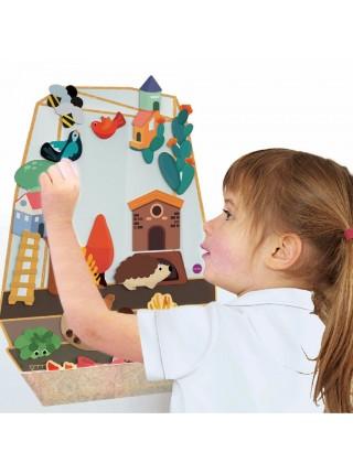 Настінна іграшка Oribel Veritiplay Зачарований сад OR817-90001