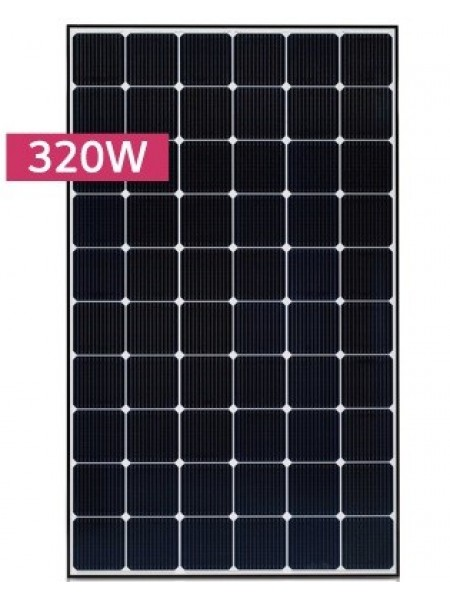 "Фотоелектрична панель LG LG320N1C NeON2 G4 320W ""CELLO"", Mono"