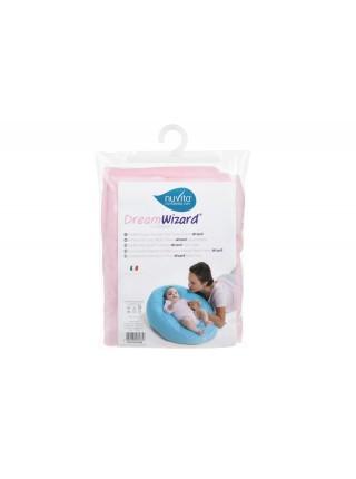Аксесуар для подушки Nuvita DreamWizard (чохол) Рожевий NV7104Pink
