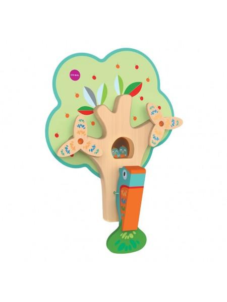 Настінна іграшка Oribel Veritiplay Занятий Дятел OR802-90001