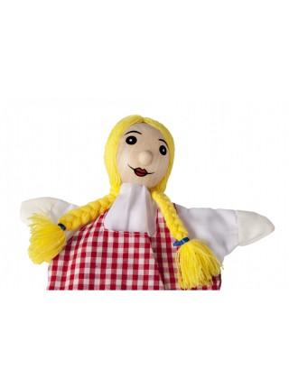 Лялька-рукавичка goki Гретель 51997G