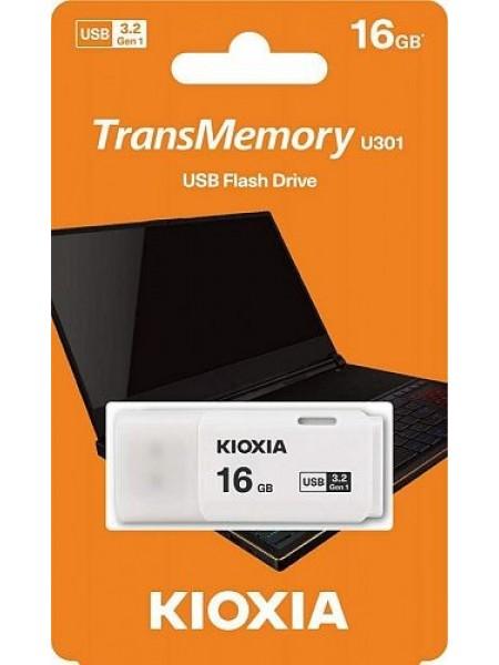Флеш пам'ять 16GB USB 3.0 Kioxia LU301W016GG4
