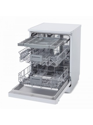 Окремо встановлювана посудомийна машина Kaiser S6062XLW - Шx60см./14 компл/6 прогр/сенсор/білий