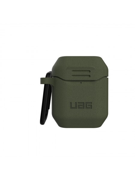 Чохол UAG для Apple Airpods Standard Issue Silicone 001 (V2), Olive (10244K117272)