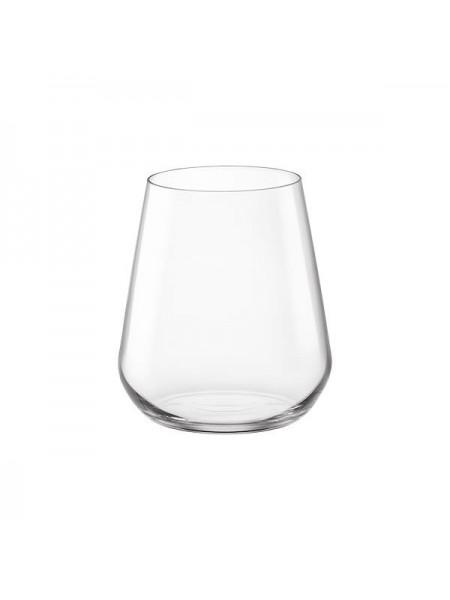 Набір склянок Bormioli Rocco INALTO UNO WATER низьк., 6*340 мл
