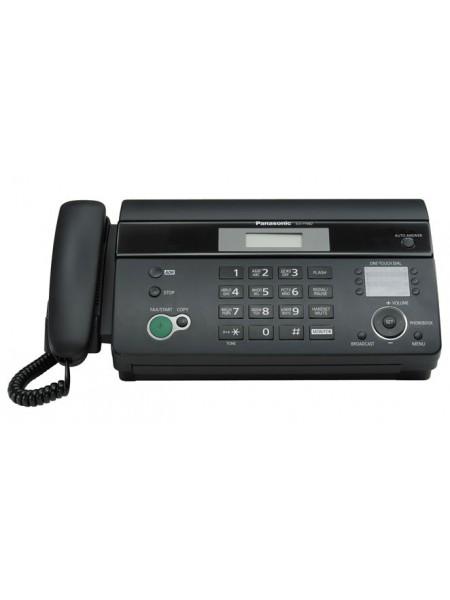 Факс Panasonic KX-FT982UA-B - Черный