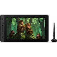 Huion Графический планшет Huion Kamvas Pro 16 GT156, Cosmo Black