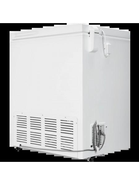 Морозильна скриня ZANUSSI ZCAN26FW1, Висота - 85см,  254л, A+, ST, Електр. Керування, Дисплей, Білий