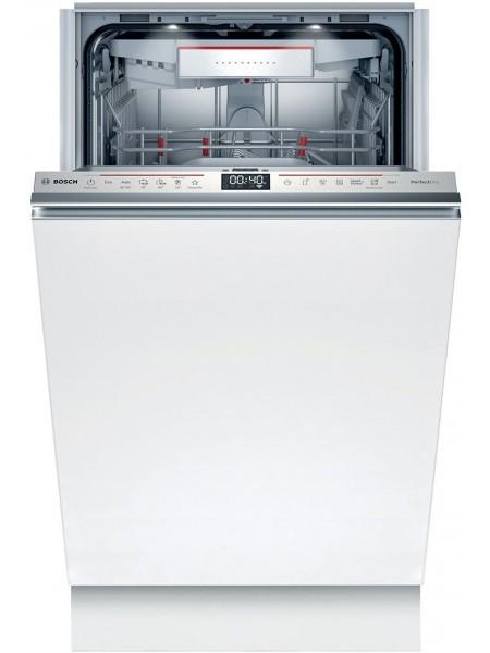 Вбудовувана посуд. машина Bosch SPV6ZMX23E - 45 см./10 ком/3-я корз/6 пр/6 темп. реж./А+++