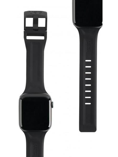 Ремінець UAG для Apple Watch 44/42 Scout Strap, Black (191488114040)