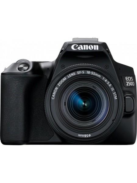 Фотоапарат цифровий Canon EOS 250D 18-55 IS (3454C007AA)