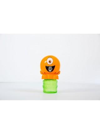 Мильні бульбашки Gazillion Веселун, р-н 59мл, помаранчевий GZ36568